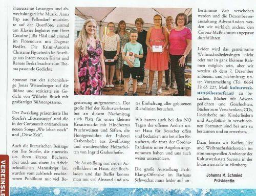 MG Himberg: Gemeindezeitung 2020